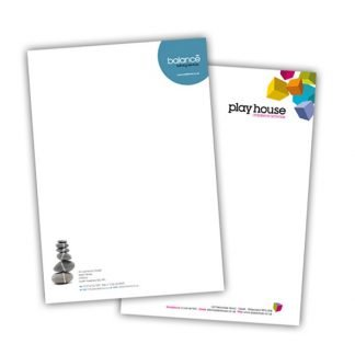 Letterheads from MM Spot