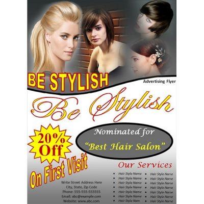 sales-flyer-template